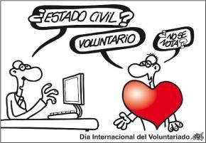 Dia del voluntari: 5 dedesembre